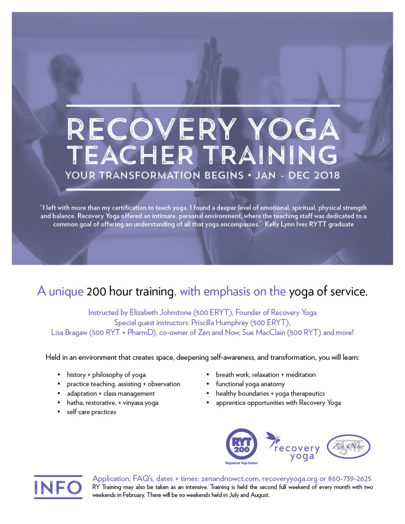 Teacher training recovery yoga 1betcityfo Images